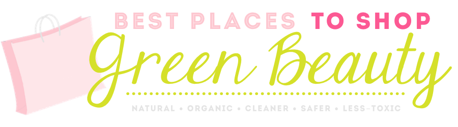 Best green beauty stores online sites natural organic beauty shops