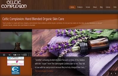 Celtic Complexion Skin Care Rosacea