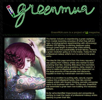 Green MUA