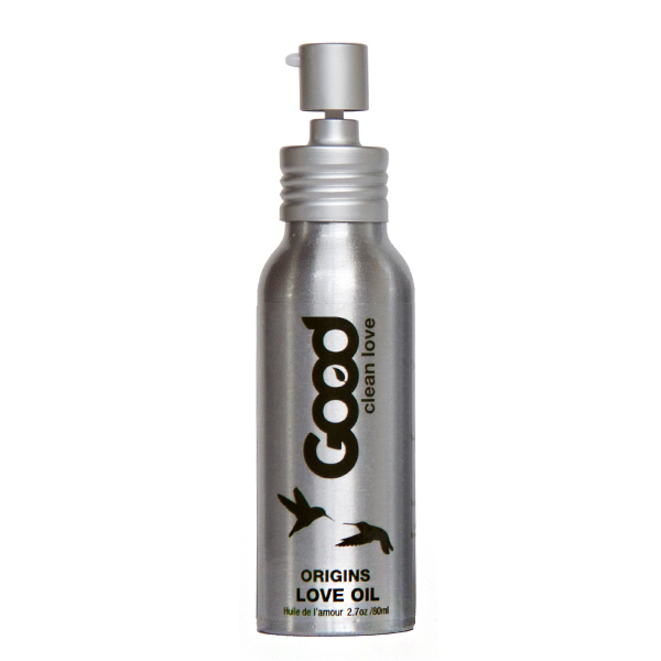Good Clean Love – Origins Love Oil