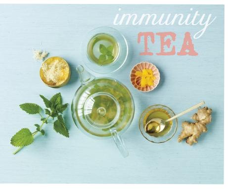 Immunity Tea Recipe