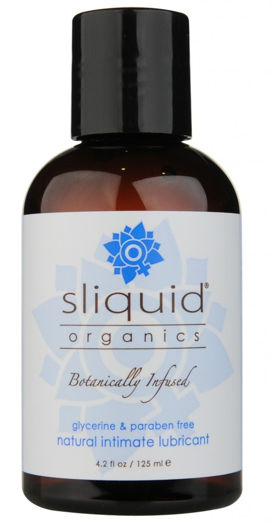 Sliquid Organics Natural Water Based Lubricant