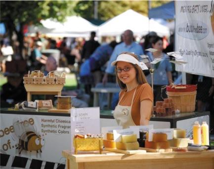 Stephanie Greenwood Bubble + Bee Organic