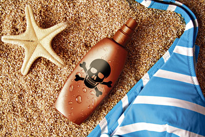 Toxic Ingredients to Avoid in Sunscreen