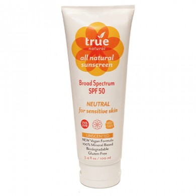 True-natural-cosmetics-neutral-spf-50-sunscreen-sensitive-skin-vegan-gluten-free