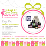 Green Beauty Giveaway Annmarie Gianni Skin Care DAY 12