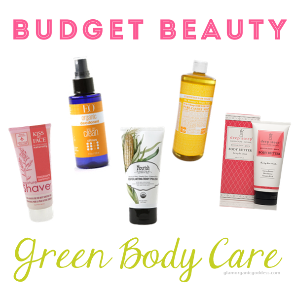 Budget Beauty Green Body Care Products Cheapest Natural Organic Beauty Products copy