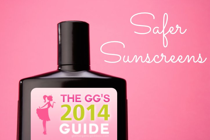 Safer Sunscreen Recommendations for 2014 Guide Natural Organic Sunblock Guide