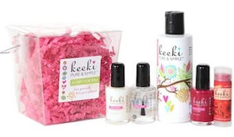 Keeki Pure and Simple Spicy Gift Pack