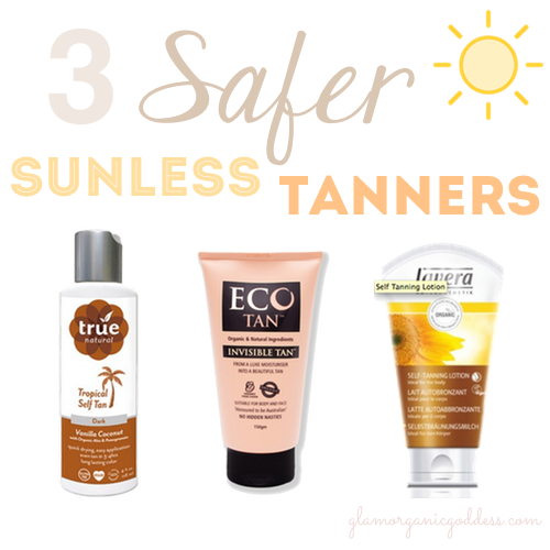 Best Natural Self Tanners Best Organic Sunless Tanners