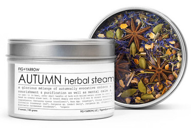 Fig + Yarrow Herbal Steam-AUTUMN-Review