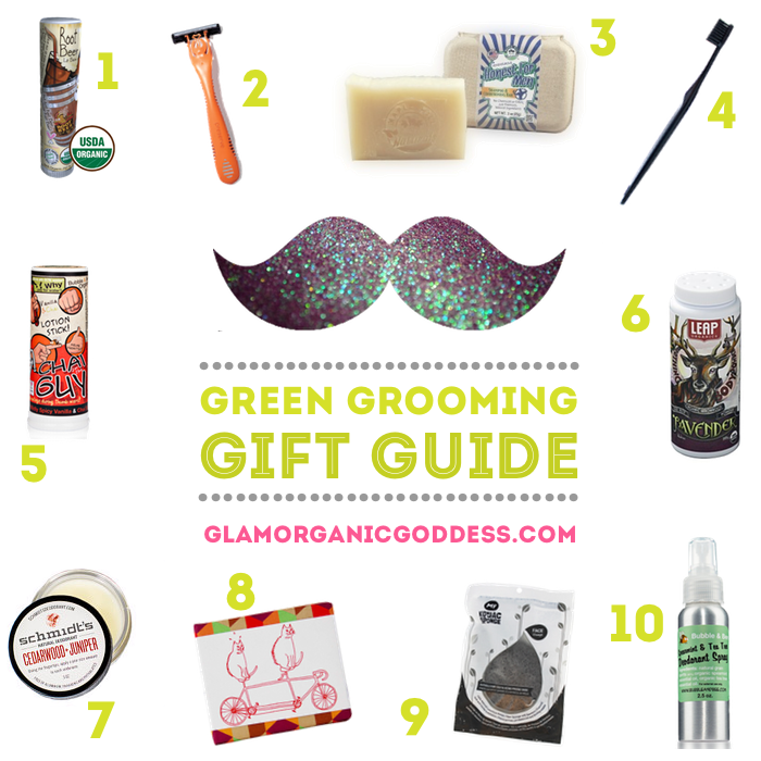 Green Grooming Gift Guide 1st 10
