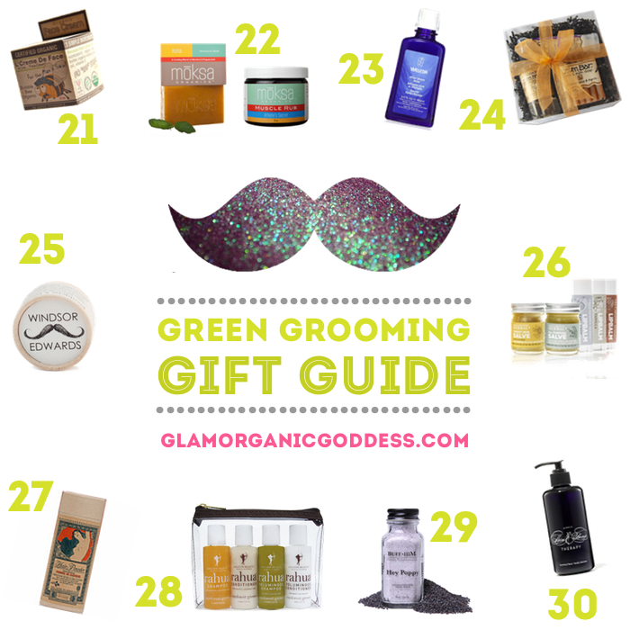 Green Grooming Gift Guide 21 30