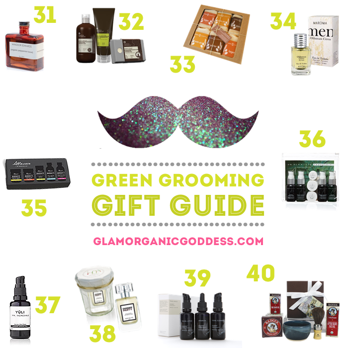 Green Grooming Gift Guide 31 40