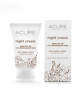 Acure Organics Argan Stem Cell + Chlorella Night Cream