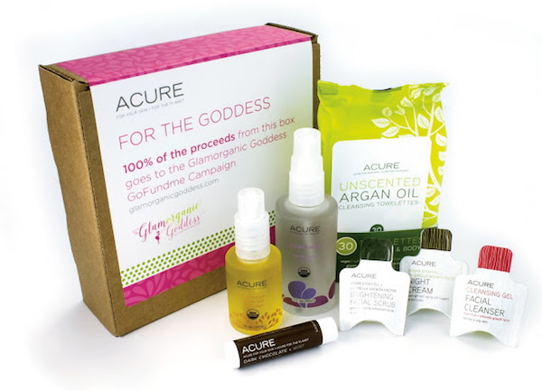 Acure Organics Glamorganic Goddess Beauty Box