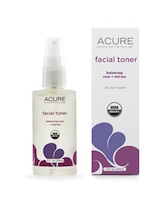 Acure Organics USDA Organic Balancing Rose + Red Tea Facial Toner